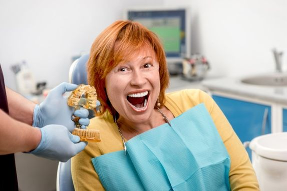 Dentures in Victoria British Columbia